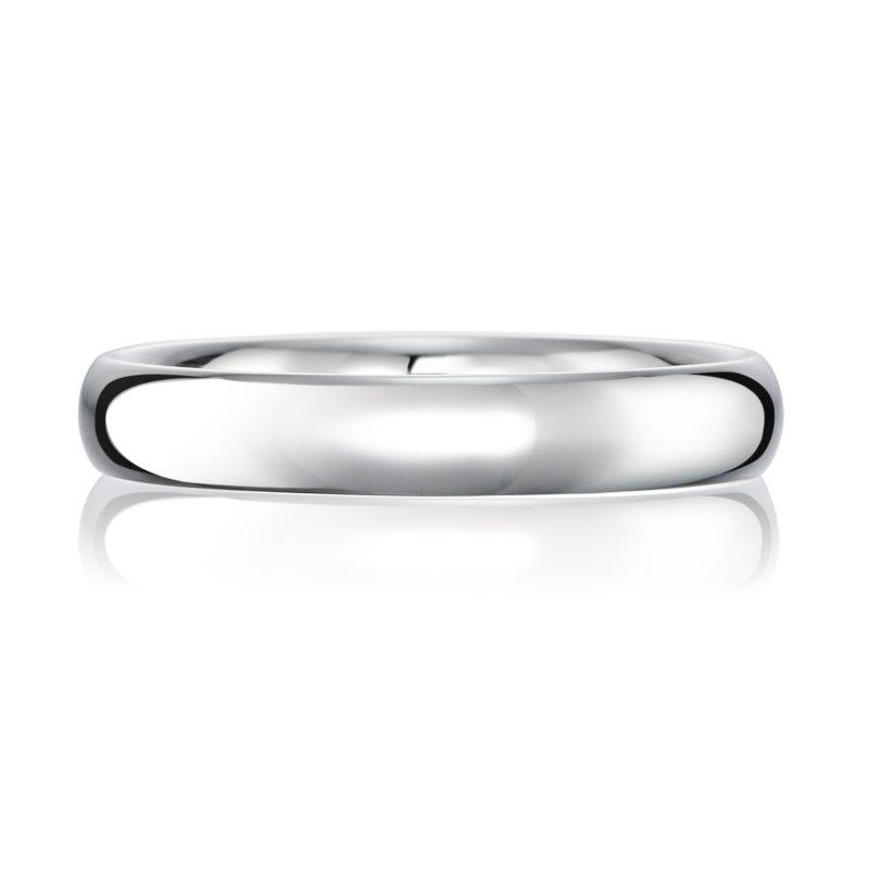 結婚指輪No1 男性用 プラチナ(幅3.5mm / Pt950)