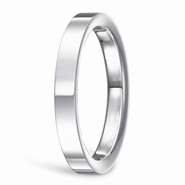 結婚指輪 平打 2.5ミリ