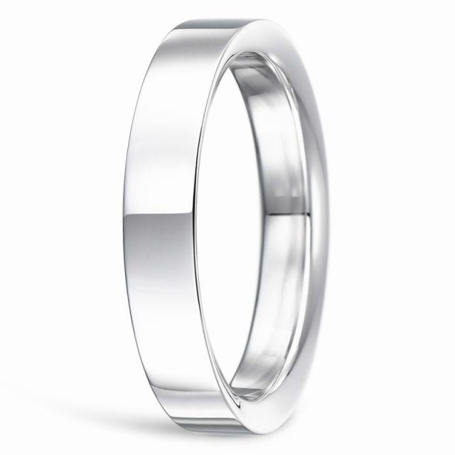 結婚指輪 平打 3.5ミリ