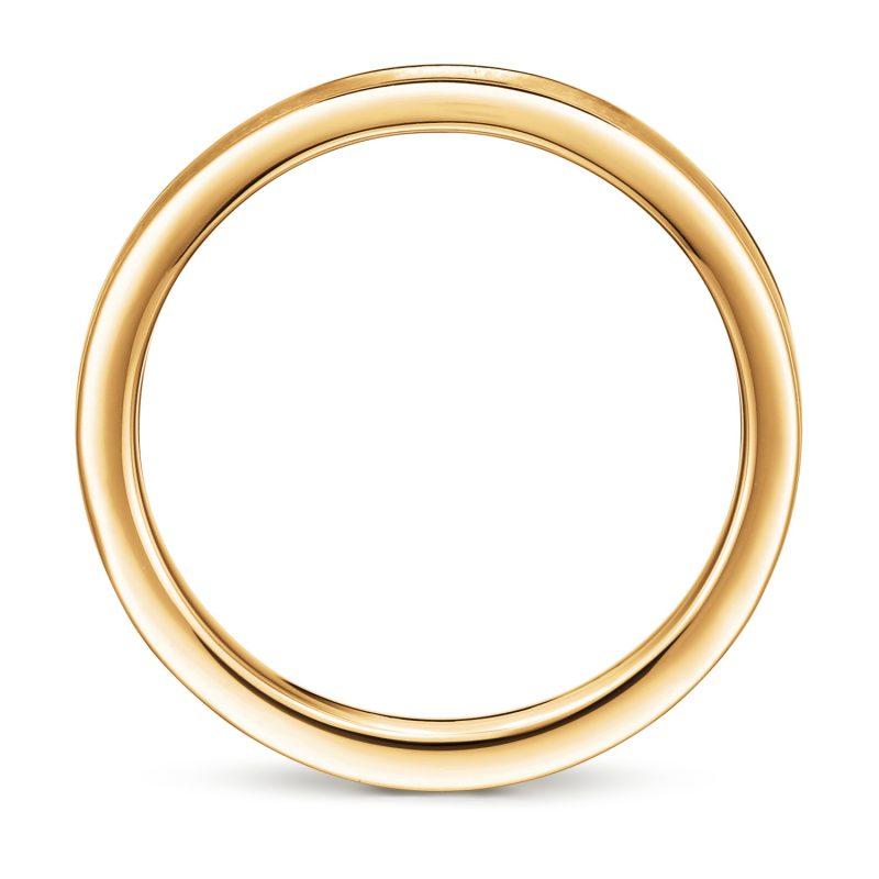 結婚指輪No2 女性用 ゴールド