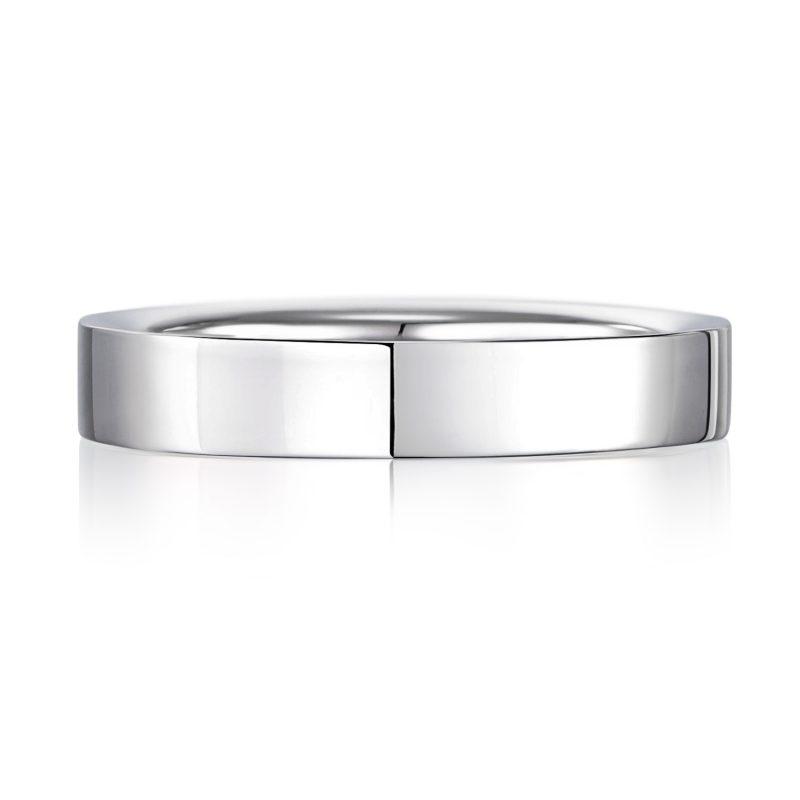 結婚指輪No2 男性用 プラチナ(幅3.5mm / Pt950)