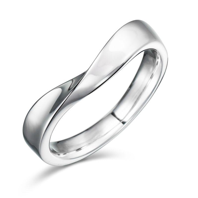 結婚指輪No5 男性用 プラチナ