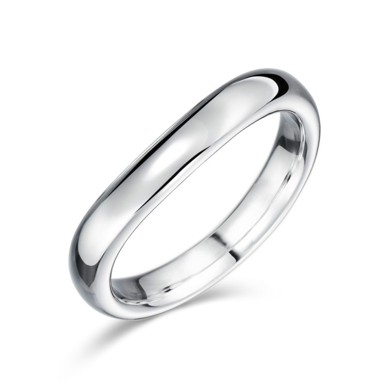 結婚指輪No6 男女兼用 プラチナ