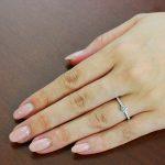 婚約指輪 Venus 0.30ct プラチナ