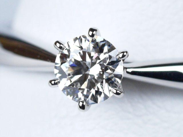 婚約指輪 0.3カラット