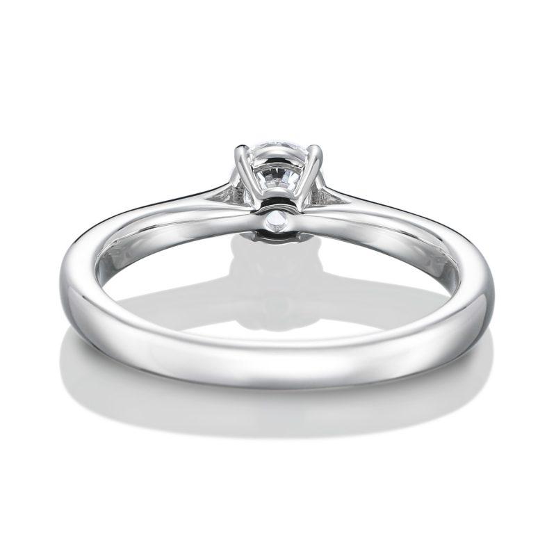 婚約指輪 Butterfly 0.30ctダイヤモンド プラチナ