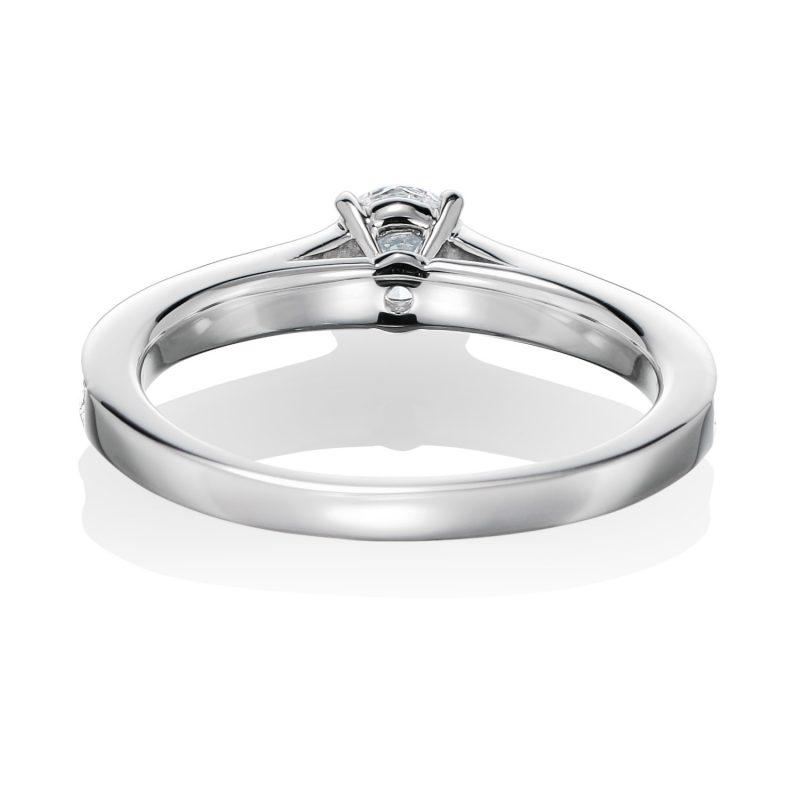 婚約指輪 Ray 0.30ctダイヤモンド プラチナ