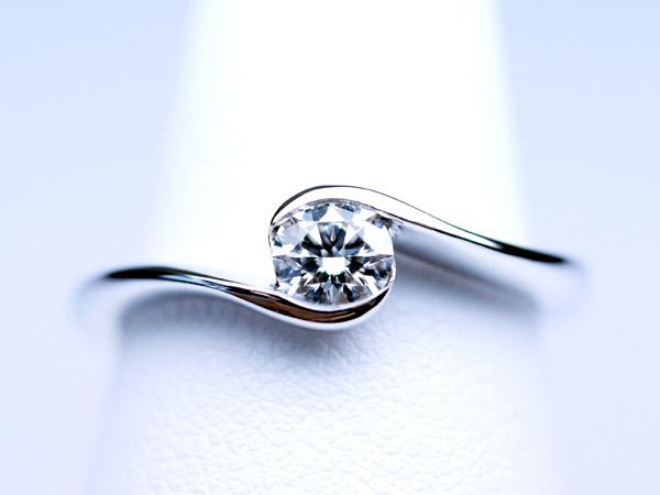 婚約指輪 オーダーメイド 0.3ct