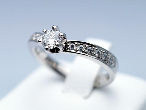 婚約指輪 オーダーメイド 茨城県かすみがうら市のお客様