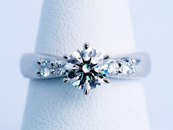 婚約指輪 0.5カラット オーダーメイド 神奈川県相模原市