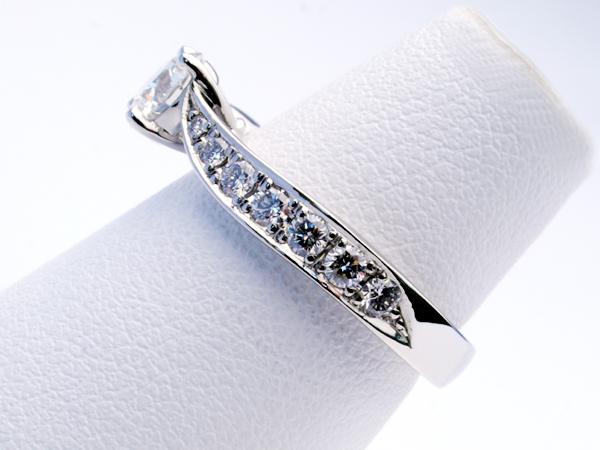 婚約指輪 0.5カラット オーダーメイド