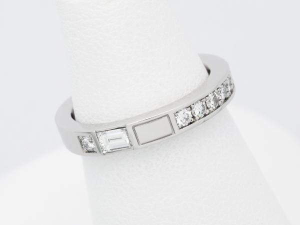バゲットカット ダイヤモンド 結婚指輪
