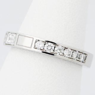 結婚指輪 ダイヤモンド プラチナ