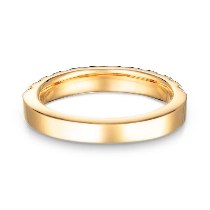 エタニティリング 合計0.55ctダイヤモンド ゴールド