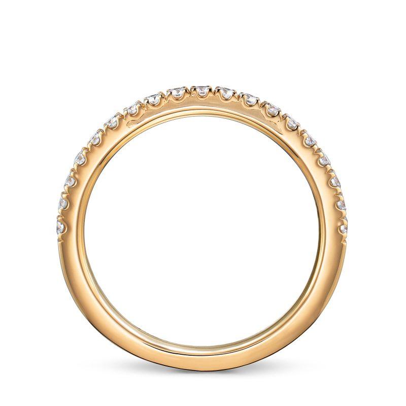 エタニティリング 合計0.20ctダイヤモンド ゴールド
