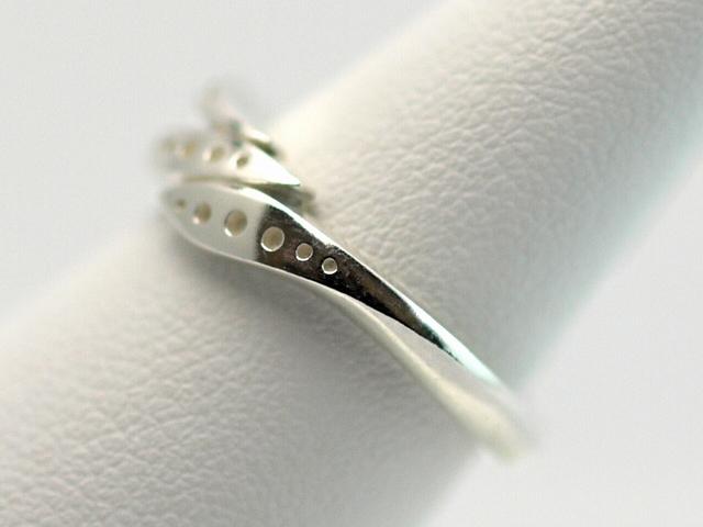 デザインにこだわった結婚指輪の原型