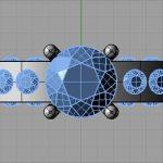 エタニティリング CAD