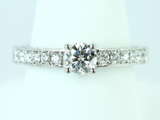 オーダーメイド ダイヤモンド 指輪