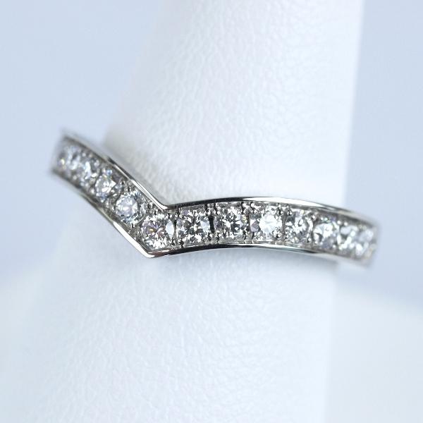 エタニティリング No3 婚約指輪と重ねづけしやすいデザイン