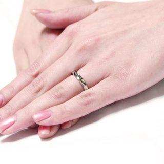 結婚指輪のサイズの測り方