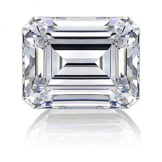 エメラルドカット・ダイヤモンド