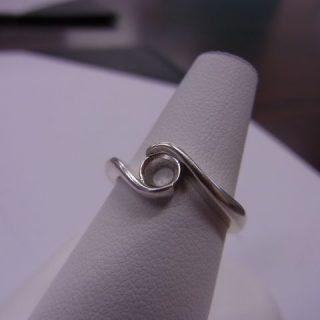 0.3ctのダイヤモンド、オーダーメイドの婚約指輪の原型
