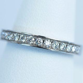 エタニティリング ダイヤモンド