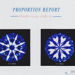 中央宝石研究所(CGL) ハートアンドキューピッド