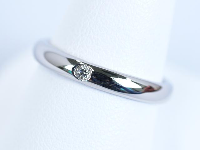 兵庫県西宮市のH様 結婚指輪No1をご購入