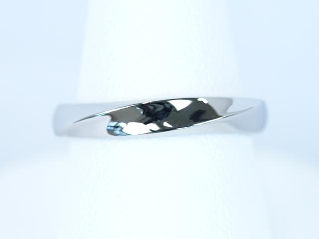 神奈川県平塚市のT様 エタニティリングNo2 結婚指輪No3をご購入
