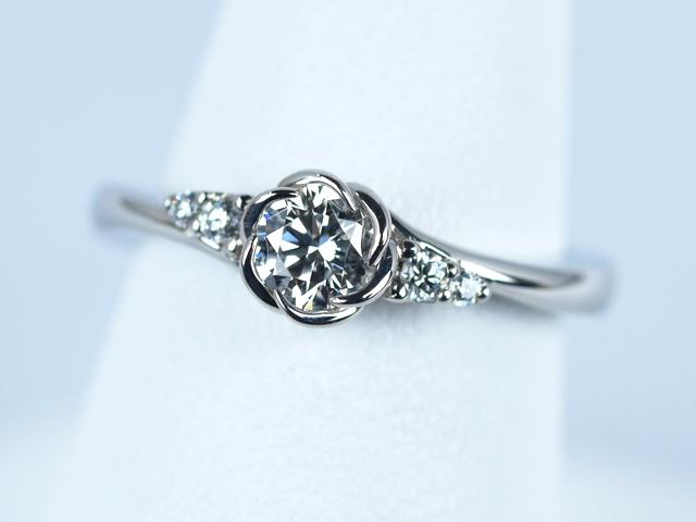 トレセンテ 結婚指輪