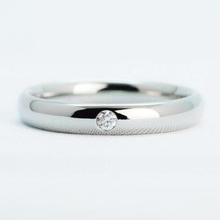 プラチナリング ダイヤモンド