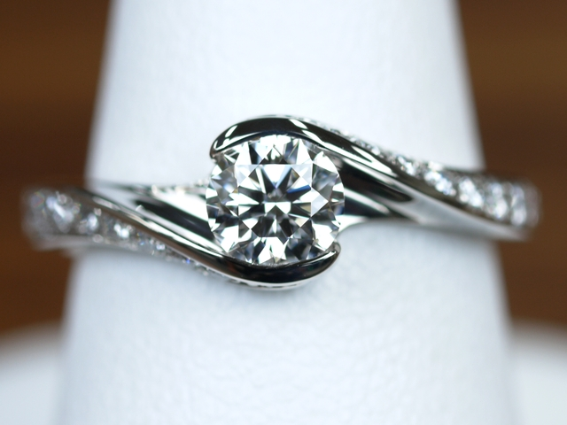 婚約指輪 フルオーダー