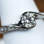オーダーメイドの婚約指輪