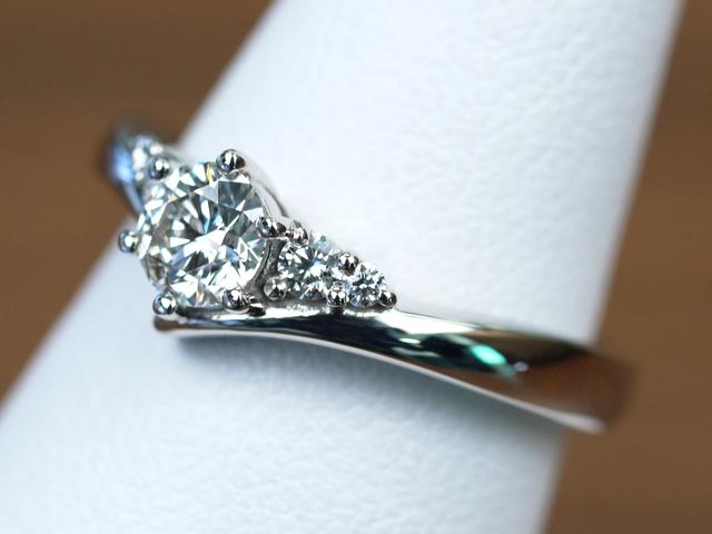婚約指輪 ミキモト
