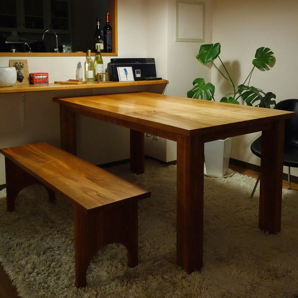 山梨県 テーブル オーダーメイド