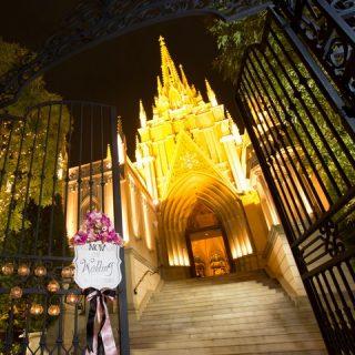 セントグレース大聖堂 表参道 結婚式