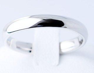 結婚指輪 デザイン 甲丸