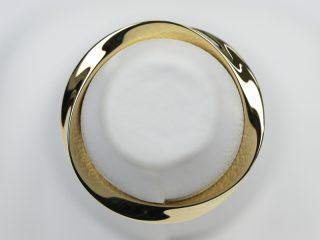 結婚指輪 K18イエローゴールド