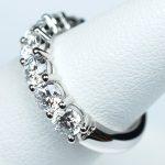 エタニティリング結婚指輪