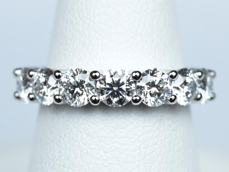 エタニティリング 婚約指輪