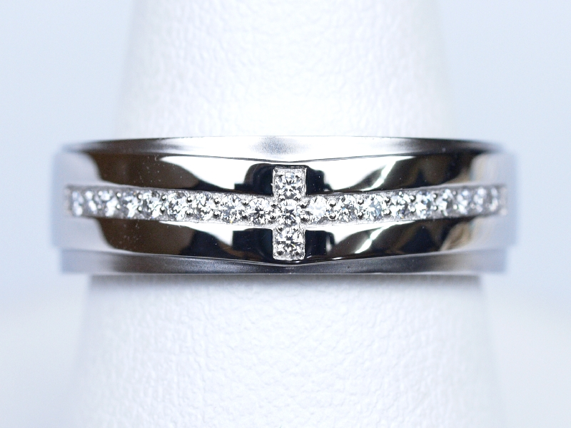 結婚指輪 クリスチャンバウアー
