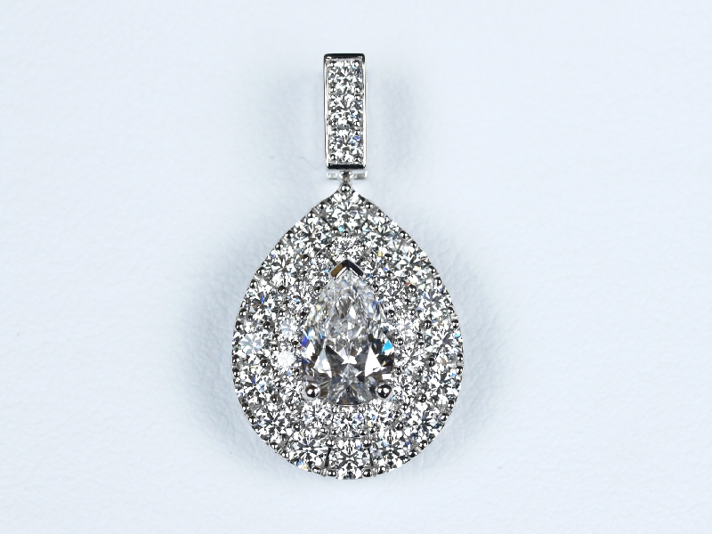 ペンダント ダイヤモンド