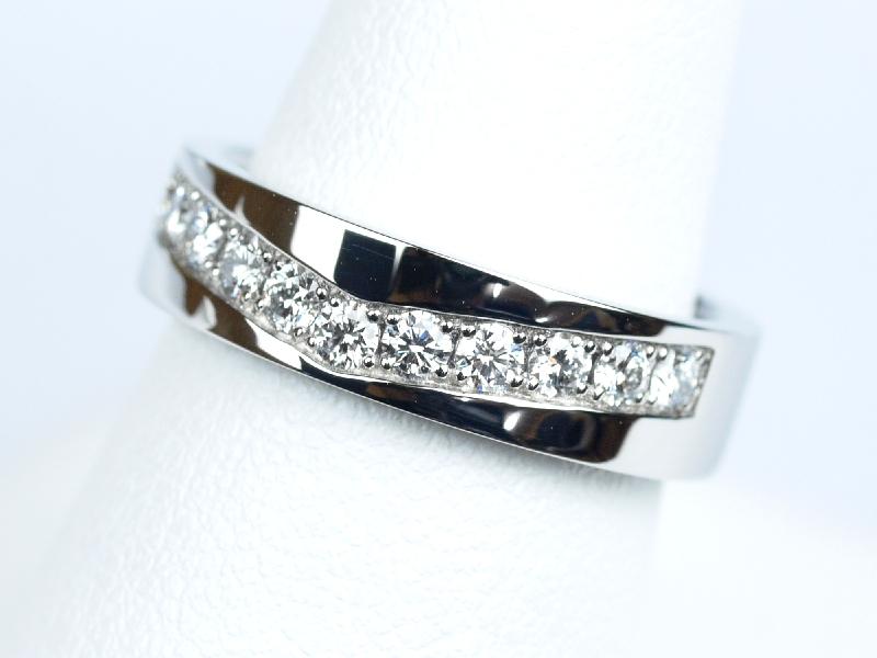 結婚指輪 オーダーメイド 千葉県のお客様