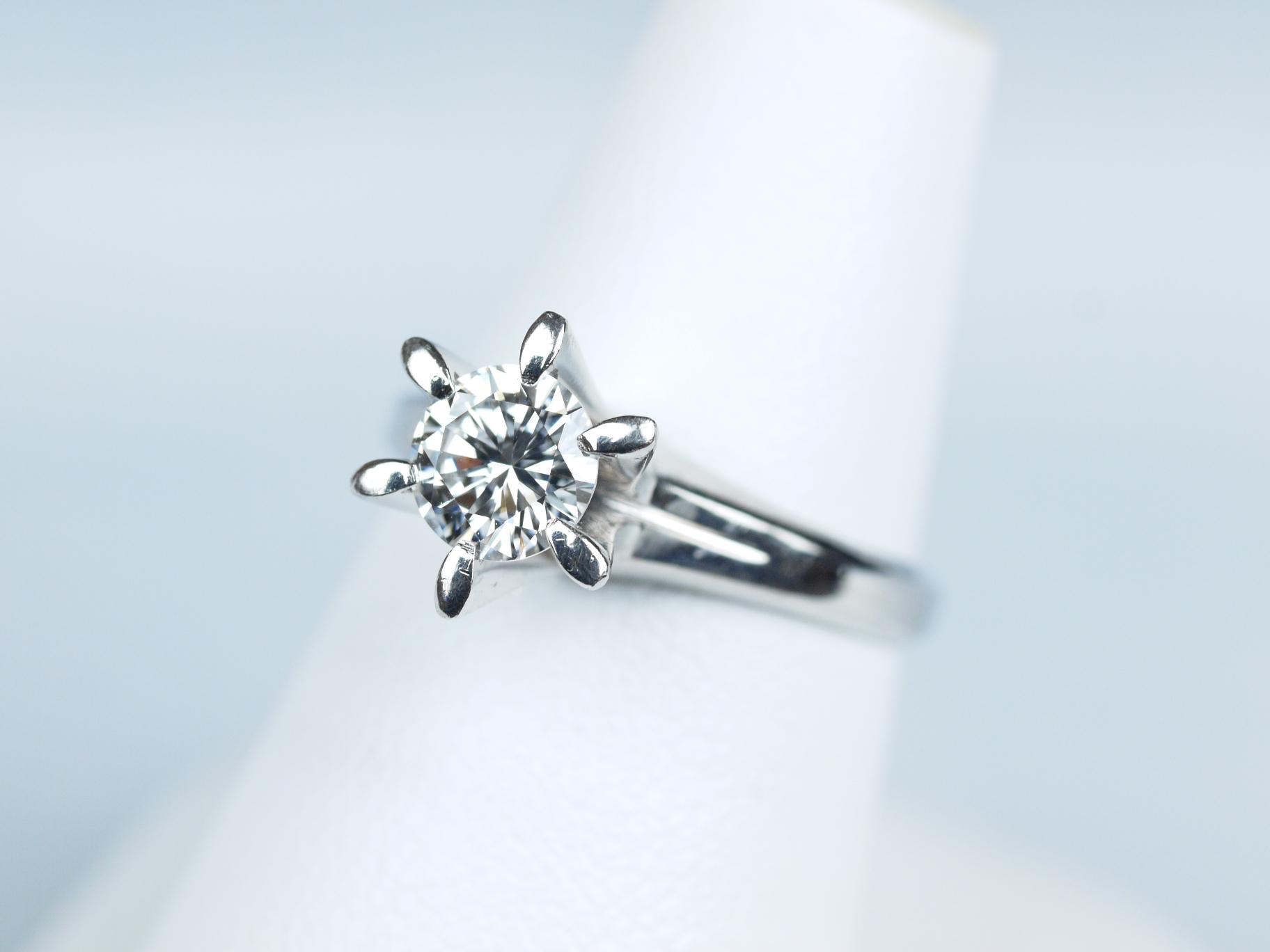 婚約指輪 リフォーム