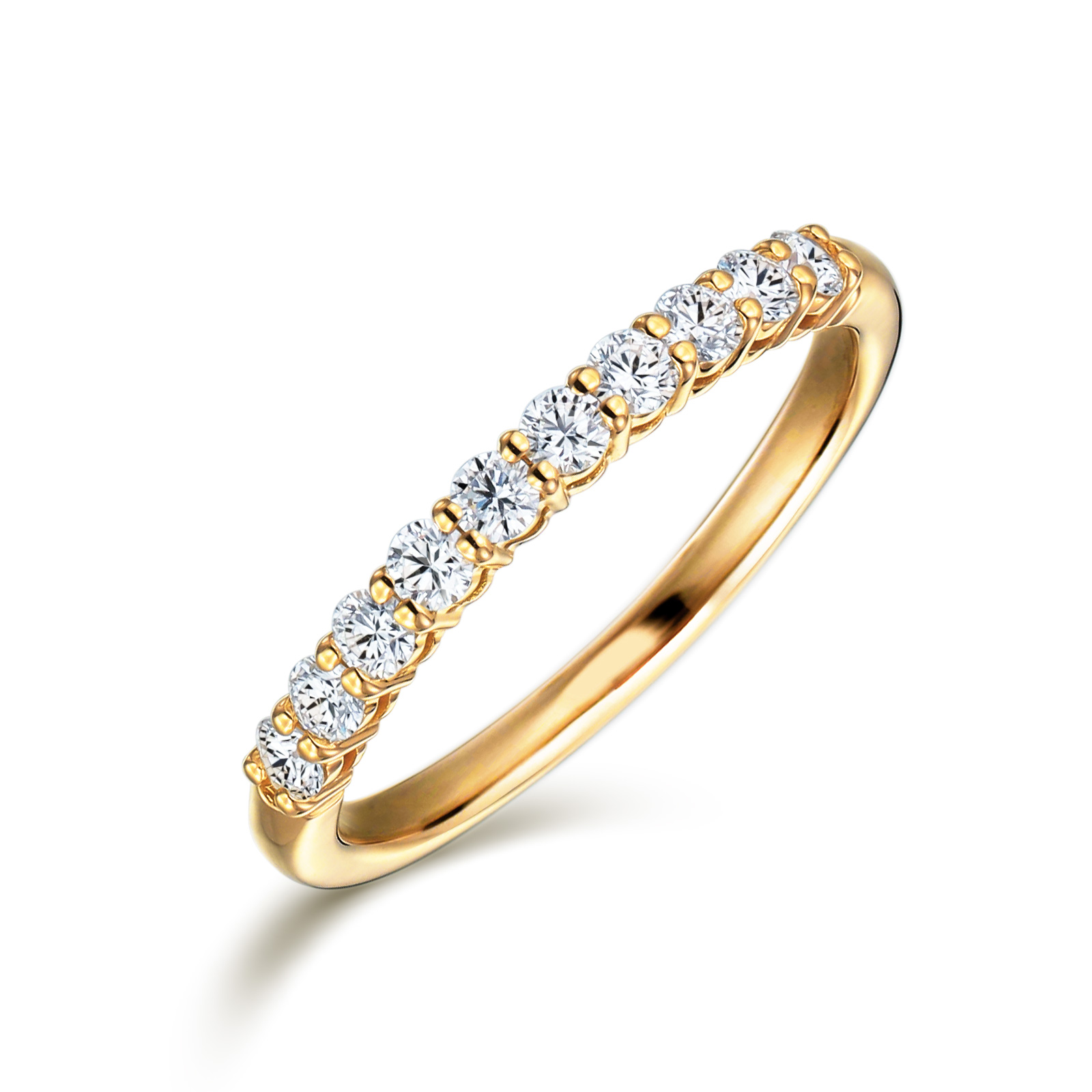 Eternity Ring No1 SPECIAL 合計0.33ct K18