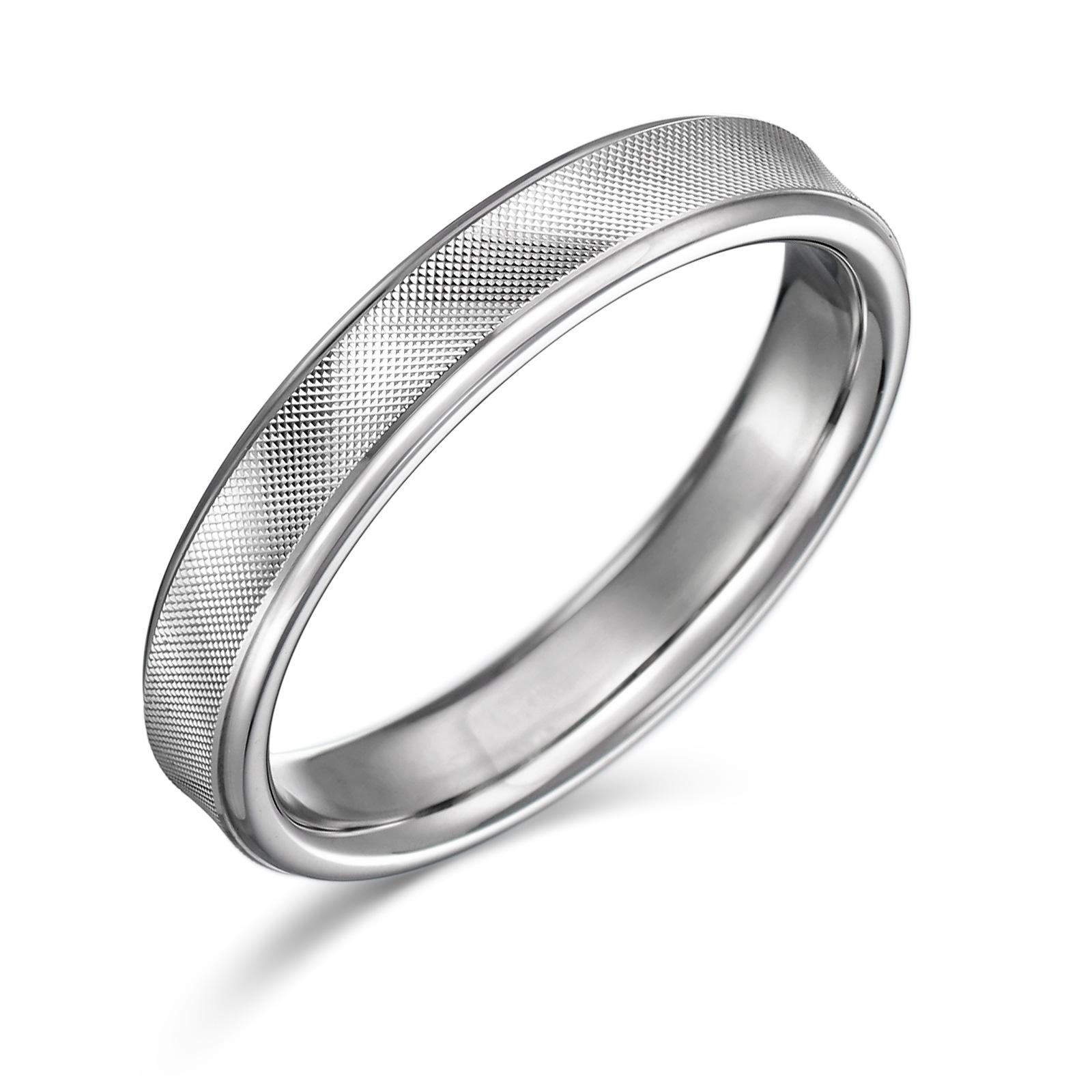 鍛造 結婚指輪