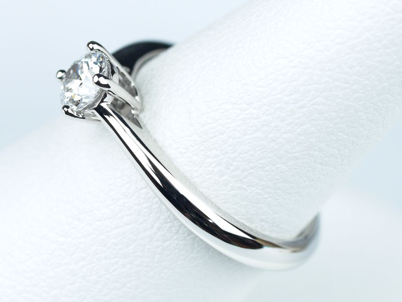 カルティエ 婚約指輪 ソリテール 1895