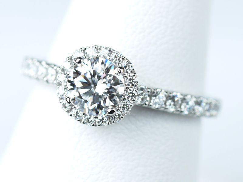 ハリーウィンストン 婚約指輪