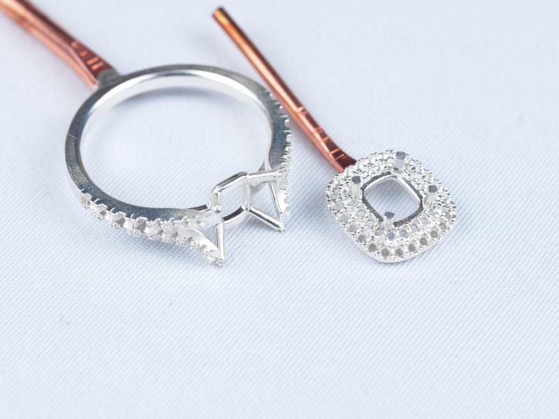 婚約指輪 オーダーメイド 原型